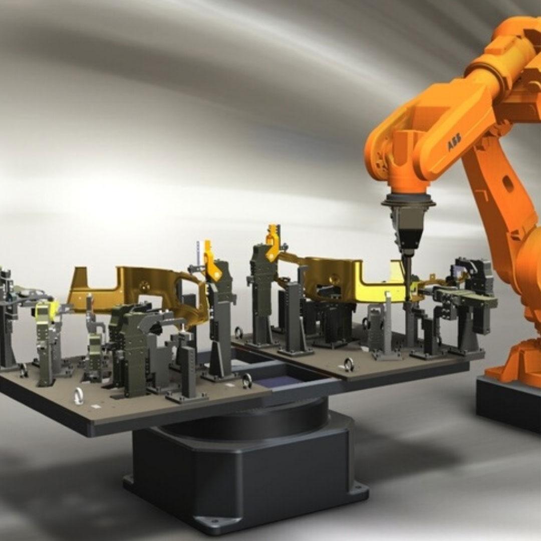 Integración Robot